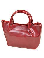DM Сумка Женская Классическая кожа ALEX RAI 10-03 8649-2 pearl-wine-red, фото 1