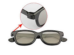 Компактные 3D очки Black Movie