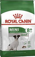 Royal Canin Mini Adult +8 2 кг для собак маленьких пород  8 лет