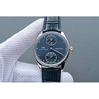 Iwc Portuguese Regulator Blue