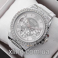 Женские наручные часы Guess AB138-1 на каучуковом ремешке