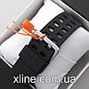 Чоловічі наручні годинники Skmei 1283 на каучуковому ремінці, фото 2