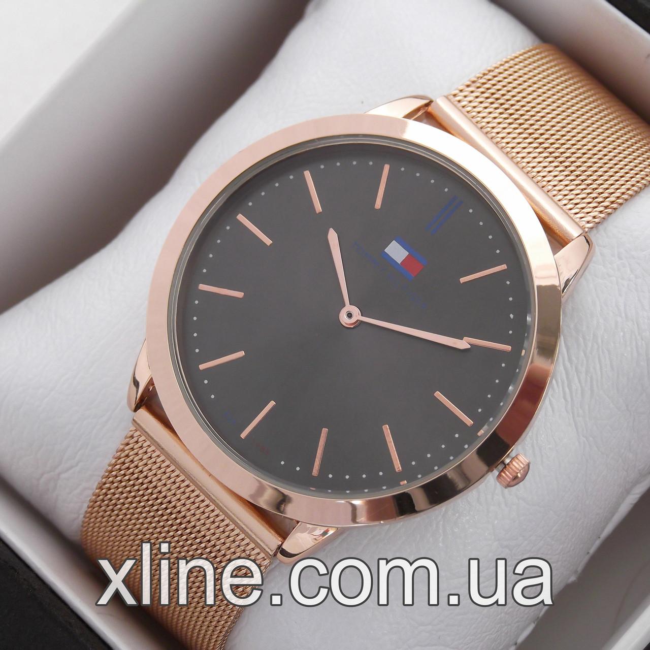 143b3e0c Женские наручные часы Tommy Hilfiger 2140 на металлическом браслете ...