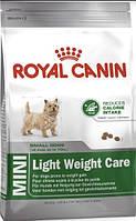 Royal Canin Mini Light Weight Care 2 кг для маленьких пород, склонных к полне