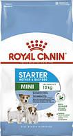 Сухой корм Royal Canin Mini Starter для собак мелких пород в период беременности и лактации 8.5 кг