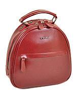DM Сумка Женская Рюкзак кожа ALEX RAI 10-04 8715 bright-red, фото 1