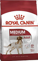 Сухой корм Royal Canin Medium Adult для взрослых собак средних пород 15 кг