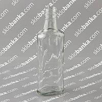 Бутылка штоф 0,2 л 35 шт
