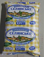 Молоко Селянське 0.5% 0.9л