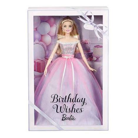 Кукла Barbie коллекционная Особый День рождения