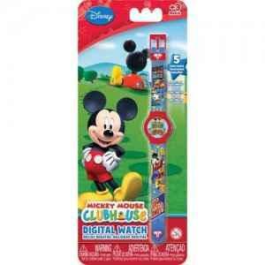 Часы Mickey Mouse