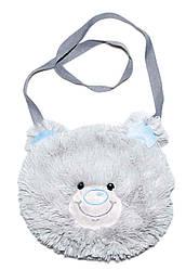 Плюшевая сумочка детская Мишка