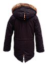 Куртка парка зимняя для мальчиков  Размеры 34- 38, фото 3