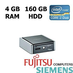 Fujitsu-Siemens Q5020 MT / Intel Core 2 Duo T5670 (2 ядра по 1.8 GHz) / 4 GB DDR2 / 160 GB HDD, фото 2