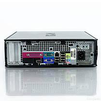 Dell Optiplex 780 SFF / Intel® Core™2 Quad Q8400 (4 ядра по 2.66 GHz) / 4 GB DDR3 / 320 GB HDD, фото 3