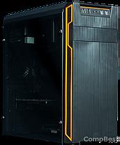 Frontier HAN SOLO orange MT / AMD FX-6300 (6 ядер по 3.5 - 3.8 GHz) / 8 GB DDR3 / 1 TB HDD / nVidia Geforce GTX 1060 (3GB 192-bit GDDR5) / 500W, фото 2