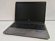 HP ProBook 650 / 15.6'' (1920x1080) FULL HD / Intel Core i7-4600M (2 (4) ядра по 2.90 - 3.60GHz) / 8Gb DDR3 / новый SSD 120GB / Intel HD Graphics 4600, фото 2