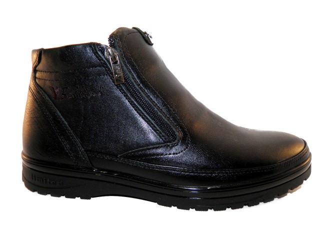 Ботинки YDG Bellini 877 черные
