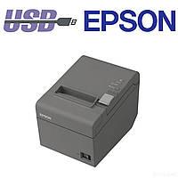 Чековый принтер Epson TM-T20 / Термопечать / USB