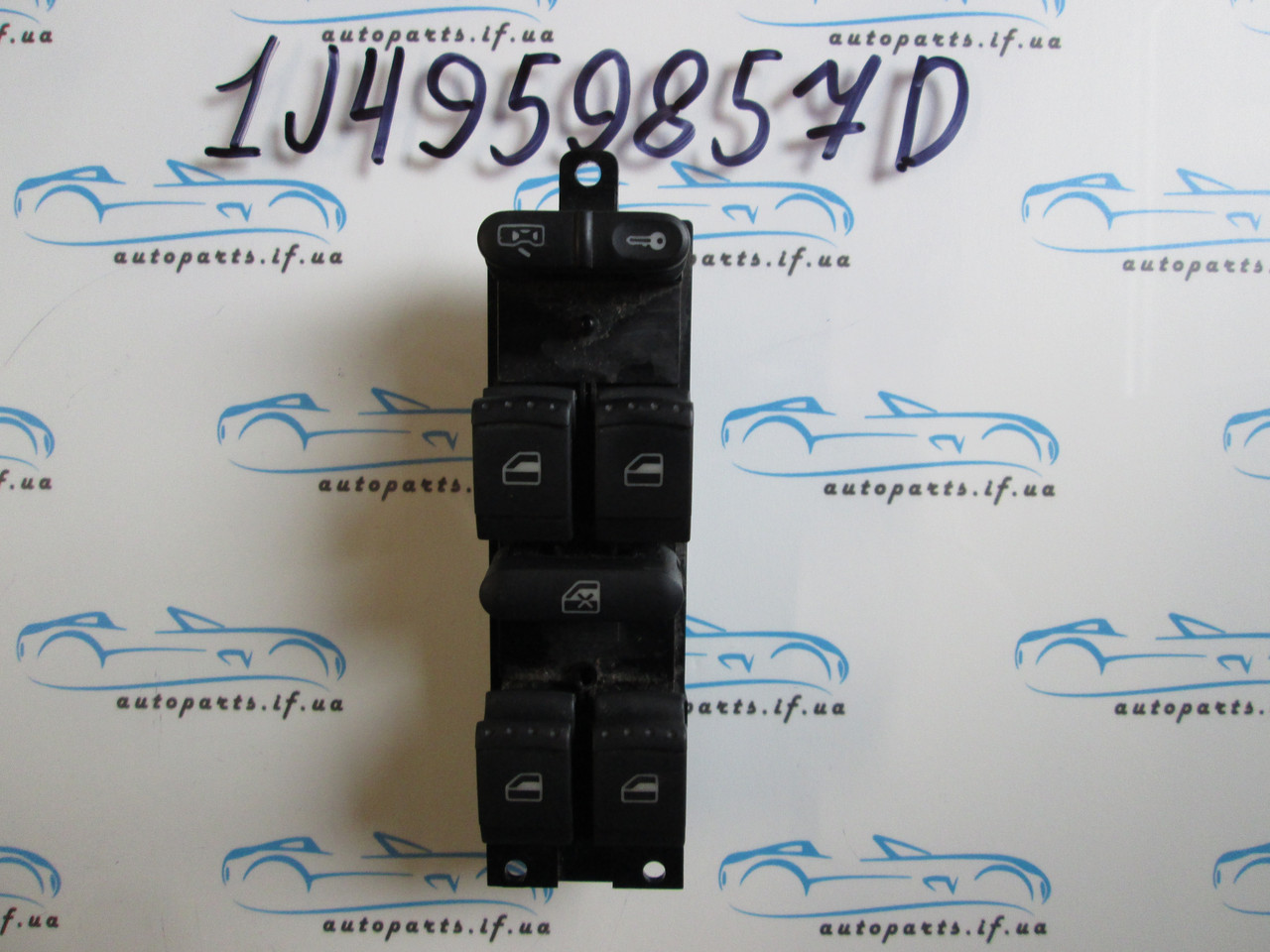 Кнопка стеклоподъемника VAG 1J4959857D