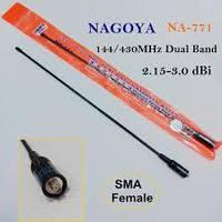 Антенна Nagoya NA-771 SMA-Femal для радиостанций Baofeng UV-5R Kenwood