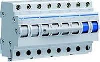 Переключатель ввода резерва, 400В 3+N, (Hager)