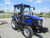 Трактор Фотон, Foton 504CN, (50 л.с., 4х4, 4 цил., ГУР, КПП реверс)
