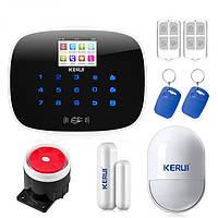 Комплект сигнализации Kerui G19 Start (KRG19)