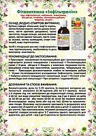 Инфильтролин фитовытяжка 40 мл