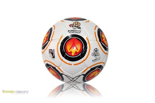 Мяч футбольный Евро 2012 тюльпан 0c928cf892c04