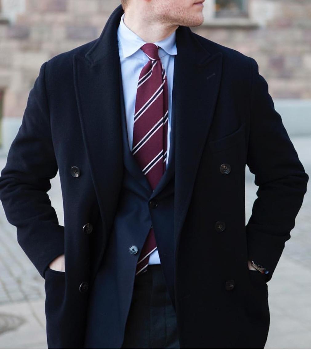 Пальто мужское Daniel (54-56)