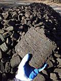 Торфобрикет, торфяной брикет (мешки по 20 кг) Белая Церковь, район, фото 2
