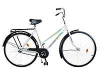 Велосипед дорожній вiдкр.рама 28 Україна Люкс 65 CZ бiлий 111-461 ТМХВЗ