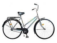Велосипед дорожній вiдкр.рама 28 Україна Люкс 65 CZ нiк.-хром 111-461 ТМХВЗ