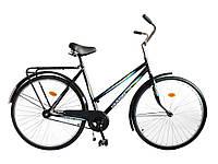 Велосипед дорожній вiдкр.рама 28 Україна Люкс 65 CZ чорний 111-461 ТМХВЗ