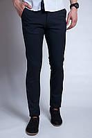 Брюки мужские стильные Msr 114549122 синие