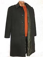 Пальто чоловіче вовняне CALAIS (52-54)