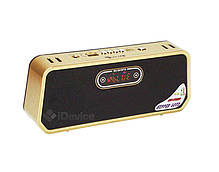 Портативная колонка Golon RX-S01BTD Bluetooth, USB, фото 3