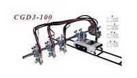Газорежущая машина CGD3-100