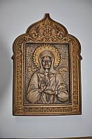 Икона деревянная (Святая Матрена), размер 250х300, доставка по Украине