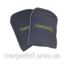 Вкладыш для многоразовых подгузников Coolababy Бамбуково-угольный