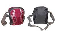 Сумка спортивная MINI BAG ASICS GA-6108 (PL, р-р 22*18*6см, салат., голубой, красный, оранж., малин., фиолет.)