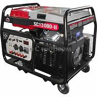 Бензиновый генератор Vulkan (Вулкан) SC13000-II