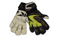 Перчатки вратарские + PVC чехол FB-812 REUSCH (PVC, р-р 8,9,10, черно-красный, черно-салатовый)