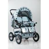 Коляска-трансформер   для двойни Trans baby Taurus Duo