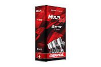 Моторное масло Chempioil (metal) Multi SG SAE 15w40 API SG/CD 5л