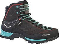 Ботинки Salewa WS MTN Trainer Mid GTX 63459 0674 - 35 Темно-серый
