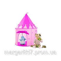 Игра Палатка - Замок Bino арт. 82810 розовая