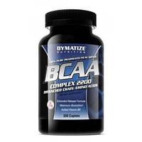 Аминокомплекс Dymatize Nutrition BCAA Complex 2200 200 таб