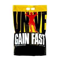 Гейнер Universal Nutrition GAIN FAST 3100 4,5 кг пакет - клубника